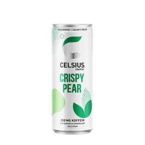 Celsius, 355 ml, Äpple + Ingefära
