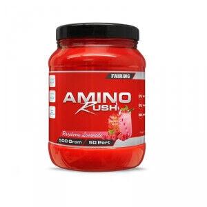 Fairing Amino Rush, 500 g, Raspberry/Lemonade