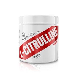 Swedish Supplements Citrulline Malate, 250 g, Swedish Supplements
