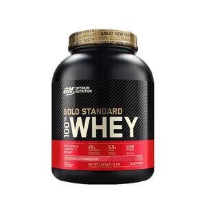 Optimum Nutrition 100% Whey, 2273 g, cookies & cream