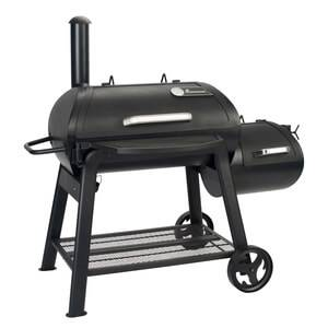 Landmann Kolgrill Vinson 400 Barbecue smoker, Landmann