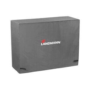 Landmann Skyddshuv Lyx, grå XLarge, Landmann