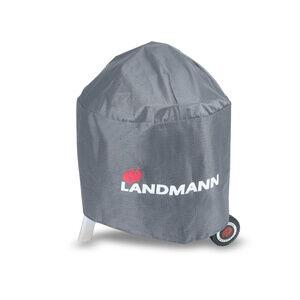 Landmann Skyddshuv rund Lyx, Landmann