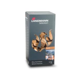 Landmann Wood Chunks Hickory 1,5 kg, Landmann
