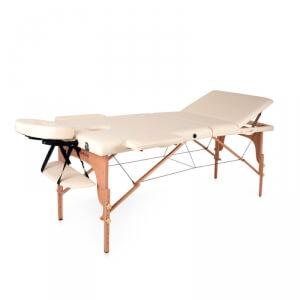 Image of inSPORTline Massagebänk Japane, creamy yellow, inSPORTline