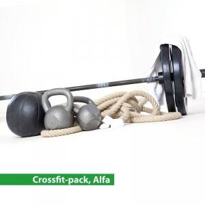 Crossfit-pack Crossfitpaket Alfa