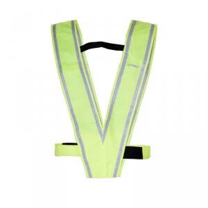 W-TEC Reflective Suspenders, W-TEC