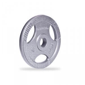 Image of inSPORTline Olympisk viktskiva, järn, 10 kg, inSPORTline