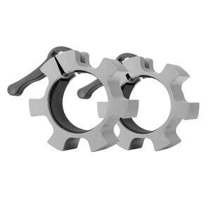 inSPORTline Olympiskt säkerhetslås, aluminium silver, inSPORTline