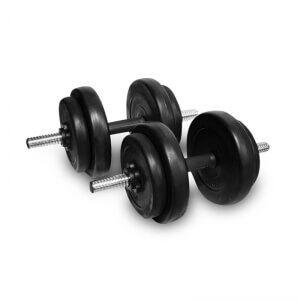 Image of inSPORTline Hantelset 20 kg, inSPORTline