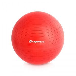 Image of inSPORTline Gymboll 75 cm, röd, inSPORTline
