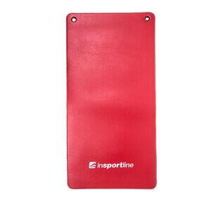 inSPORTline Fitnessmatta Aero 120 x 60 cm, röd, inSPORTline