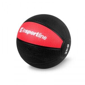 inSPORTline Medicinboll, 2 kg, inSPORTline