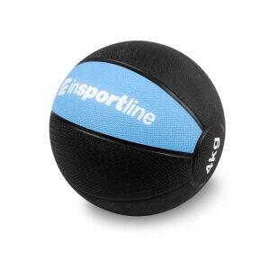 inSPORTline Medicinboll, 4 kg, inSPORTline