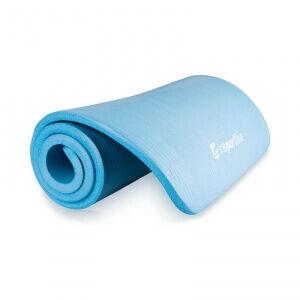 inSPORTline Gymmatta, 140 x 61 cm, inSPORTline, blå