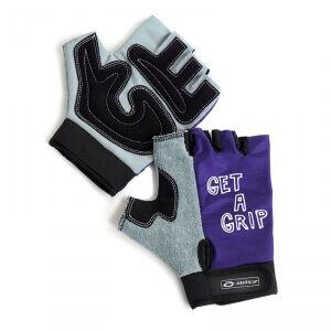 Abilica MultiSport Gloves, lila/grå, xsmall