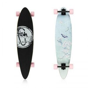 Fish Skateboards Longboard Fish Butterfly 40