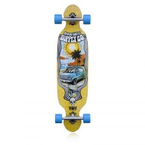 Shaun White Longboard Baja, Shaun White