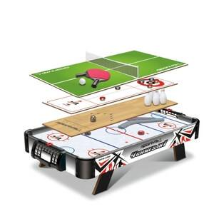SportMe Bordsspel 4 Games in 1, SportMe