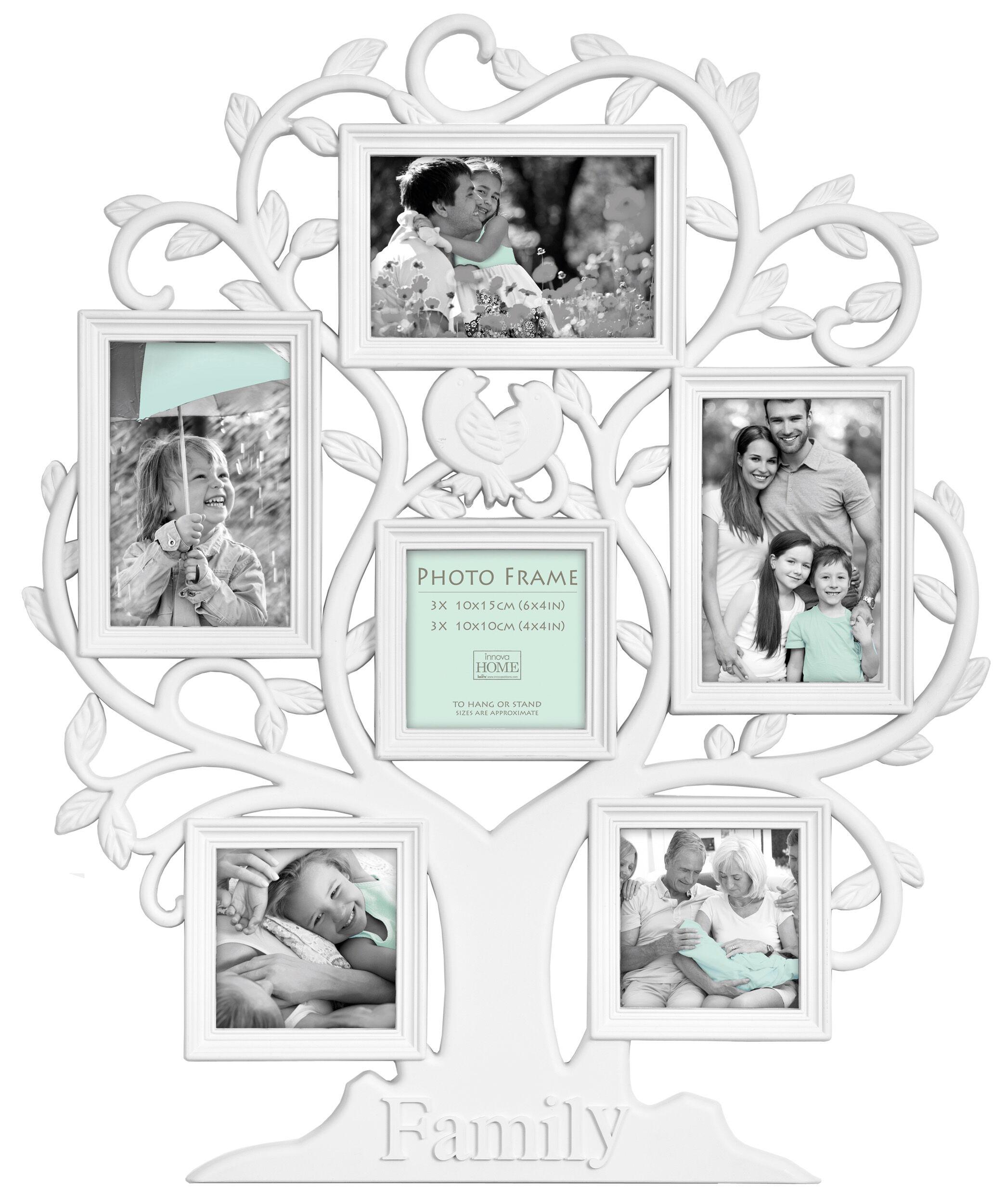 Innova Editions Maggiore Family Tree Valkoinen - 6 Kuvaa