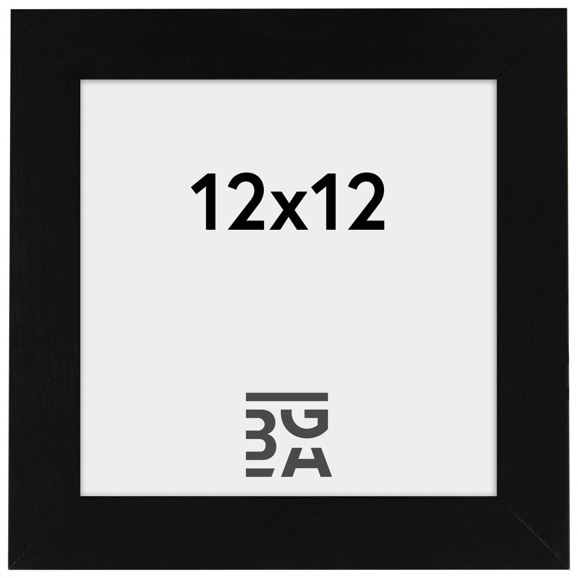 Artlink Amanda Box Musta 12x12 cm