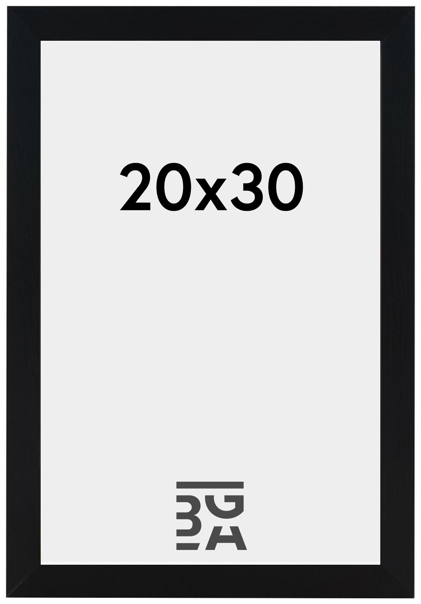 Artlink Amanda Box Musta 20x30 cm