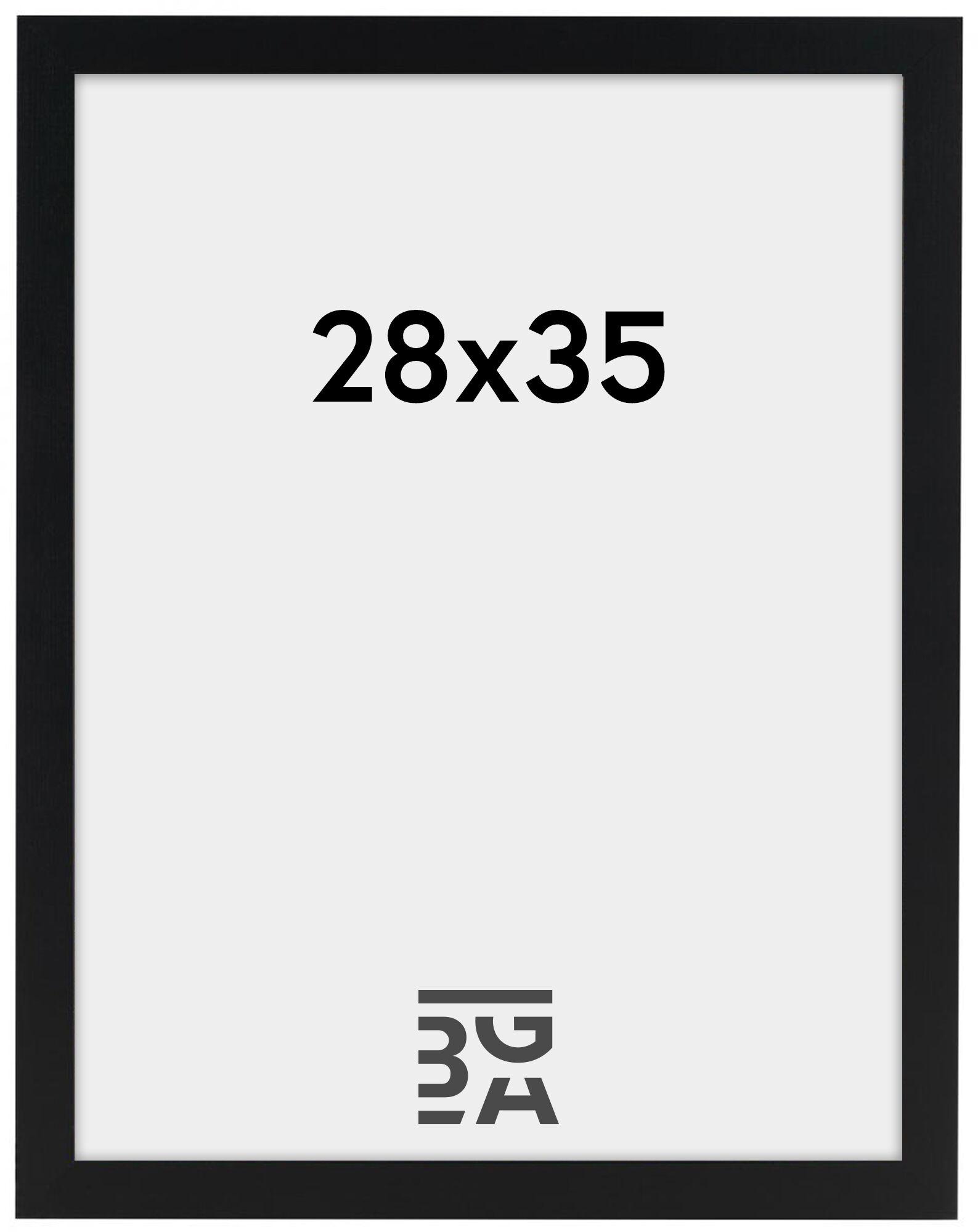 Artlink Amanda Box Musta 28x35 cm