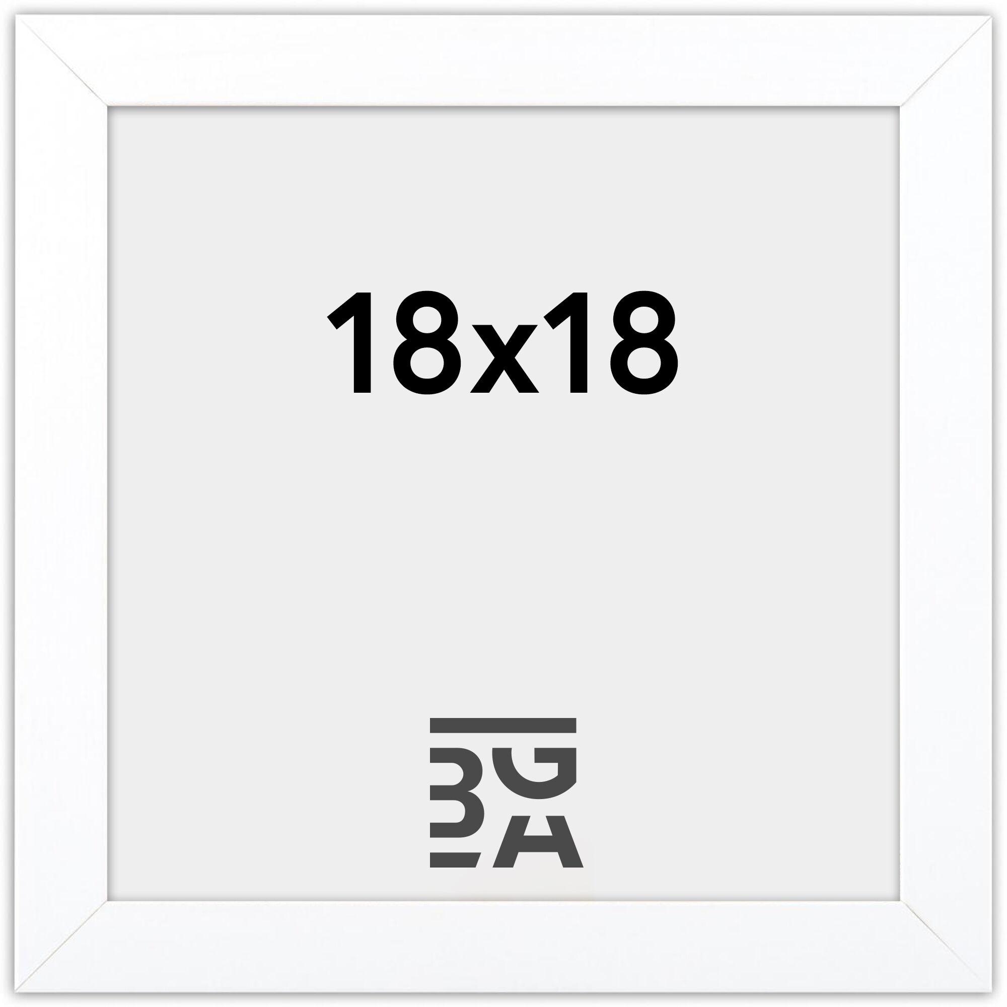 Artlink Amanda Box Valkoinen 18x18 cm