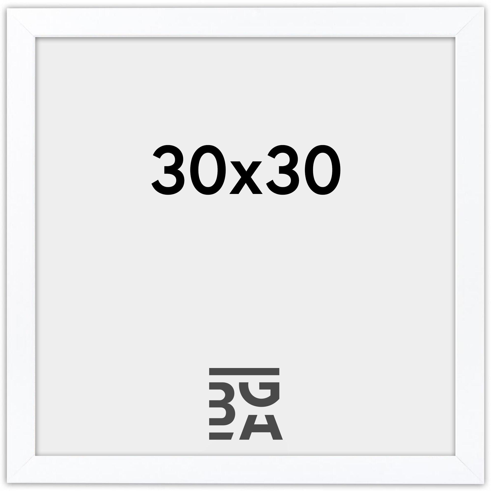 Artlink Amanda Box Valkoinen 30x30 cm