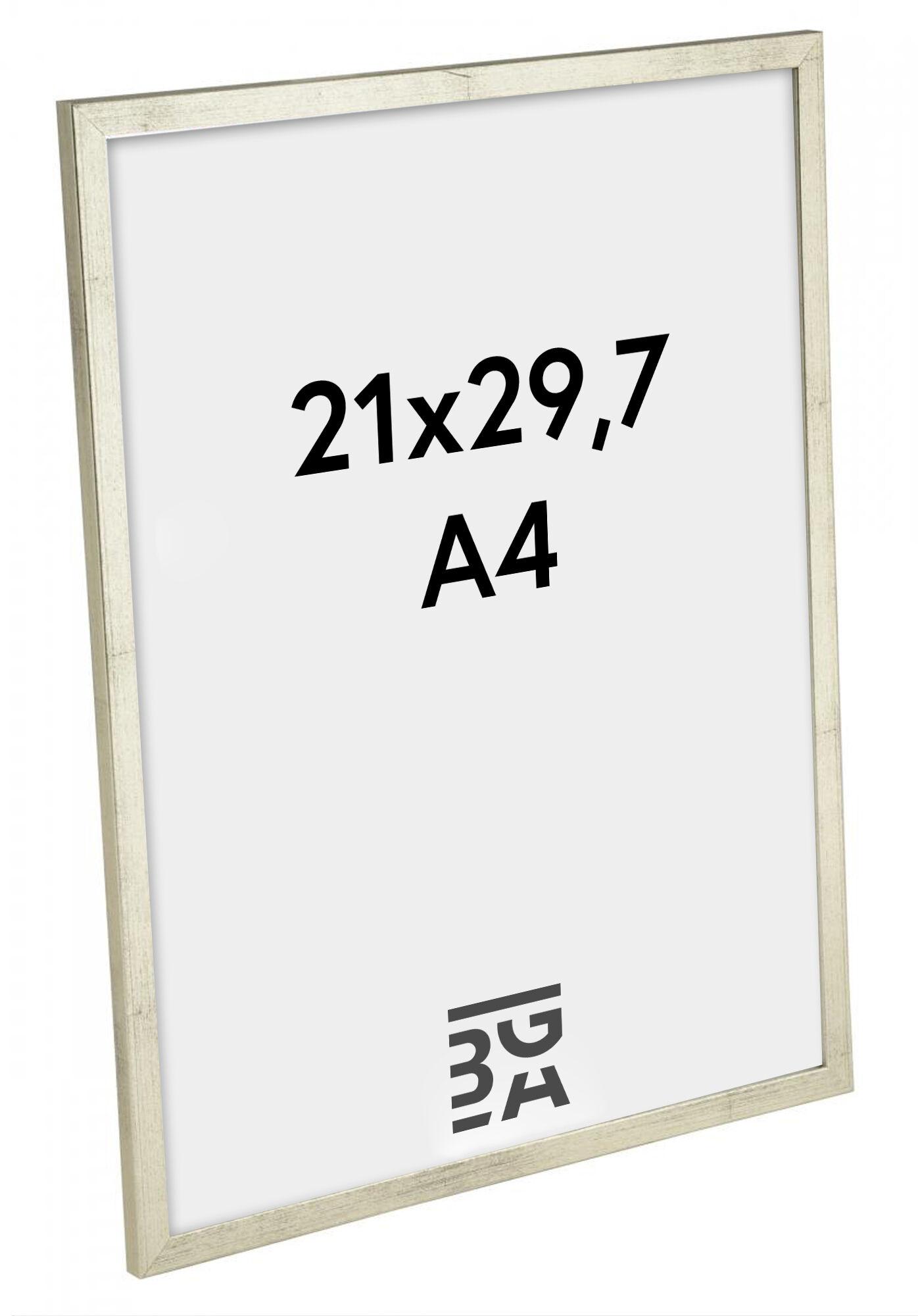Estancia Galant Pleksilasi Hopeanvärinen 21x29,7 cm (A4)