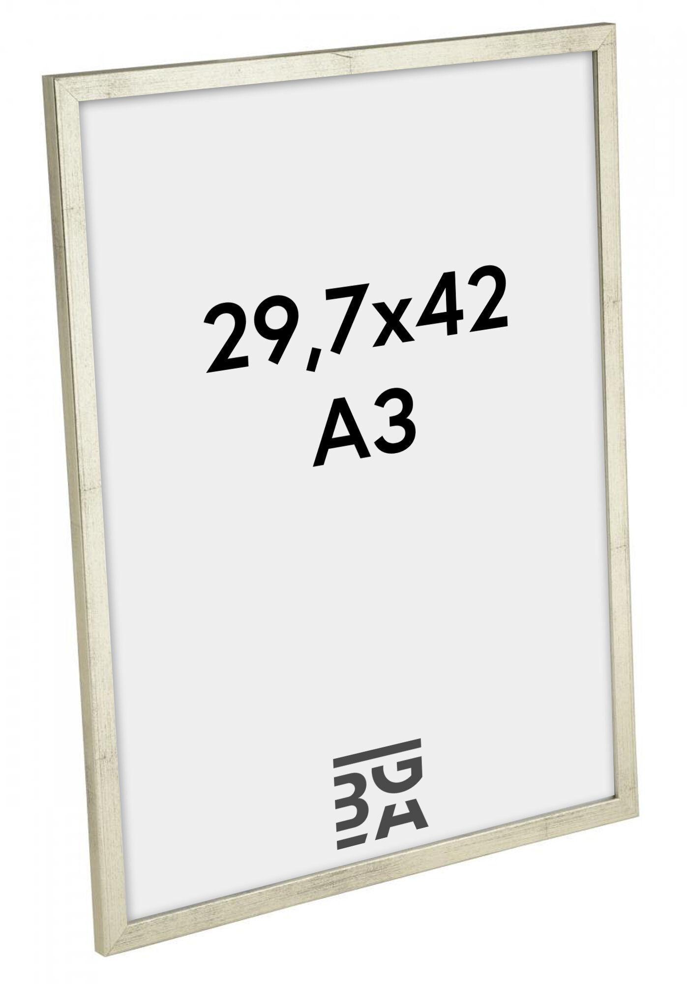 Estancia Galant Hopeanvärinen 29,7x42 cm (A3)
