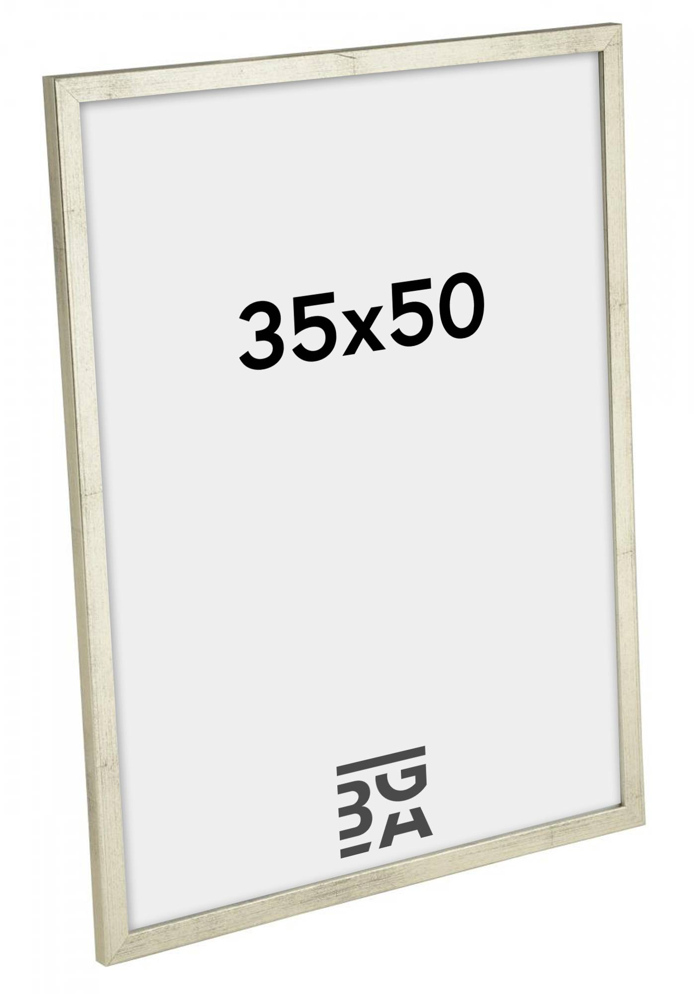 Estancia Galant Hopeanvärinen 35x50 cm