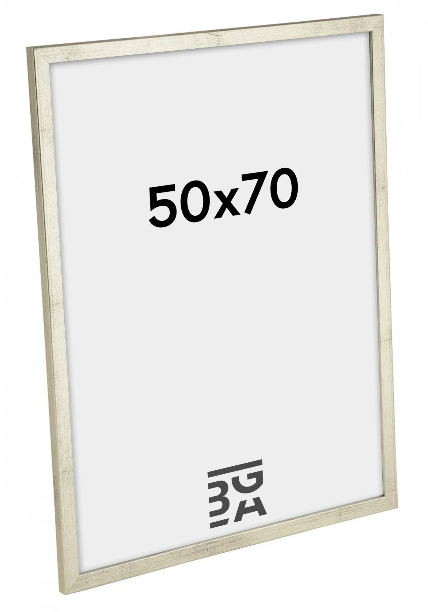 Estancia Galant Hopeanvärinen 50x70 cm