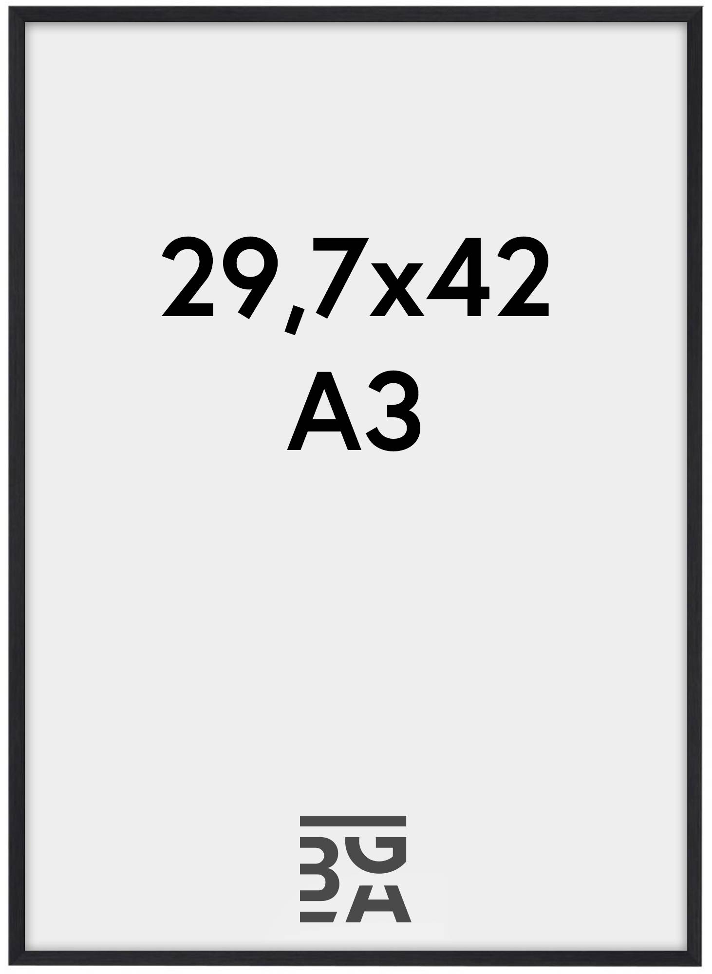 Estancia Galant Pleksilasi Musta 29,7x42 cm (A3)