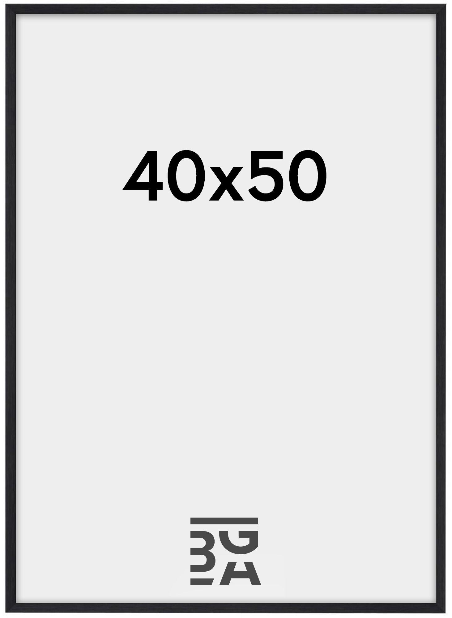 Estancia Galant Pleksilasi Musta 40x50 cm