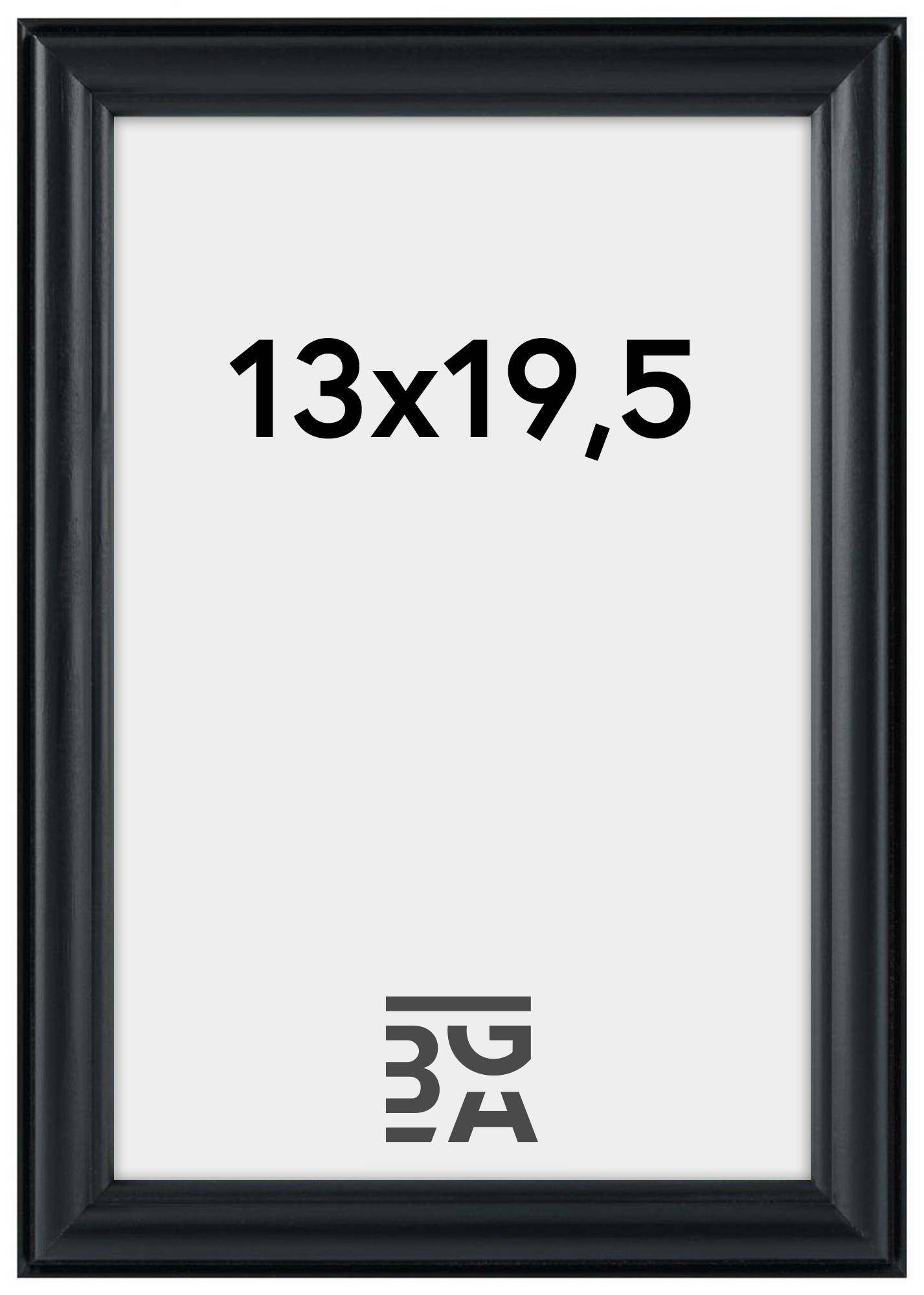 Image of Artlink - Special Line Musta 13x19,5 cm