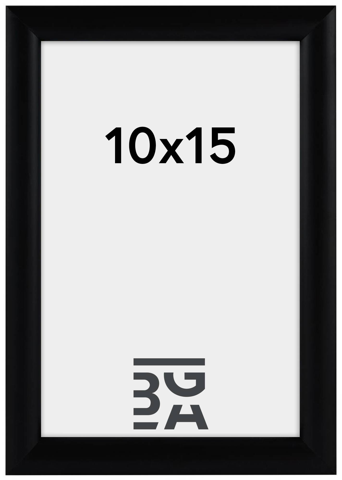 Newline Musta 10x15 cm
