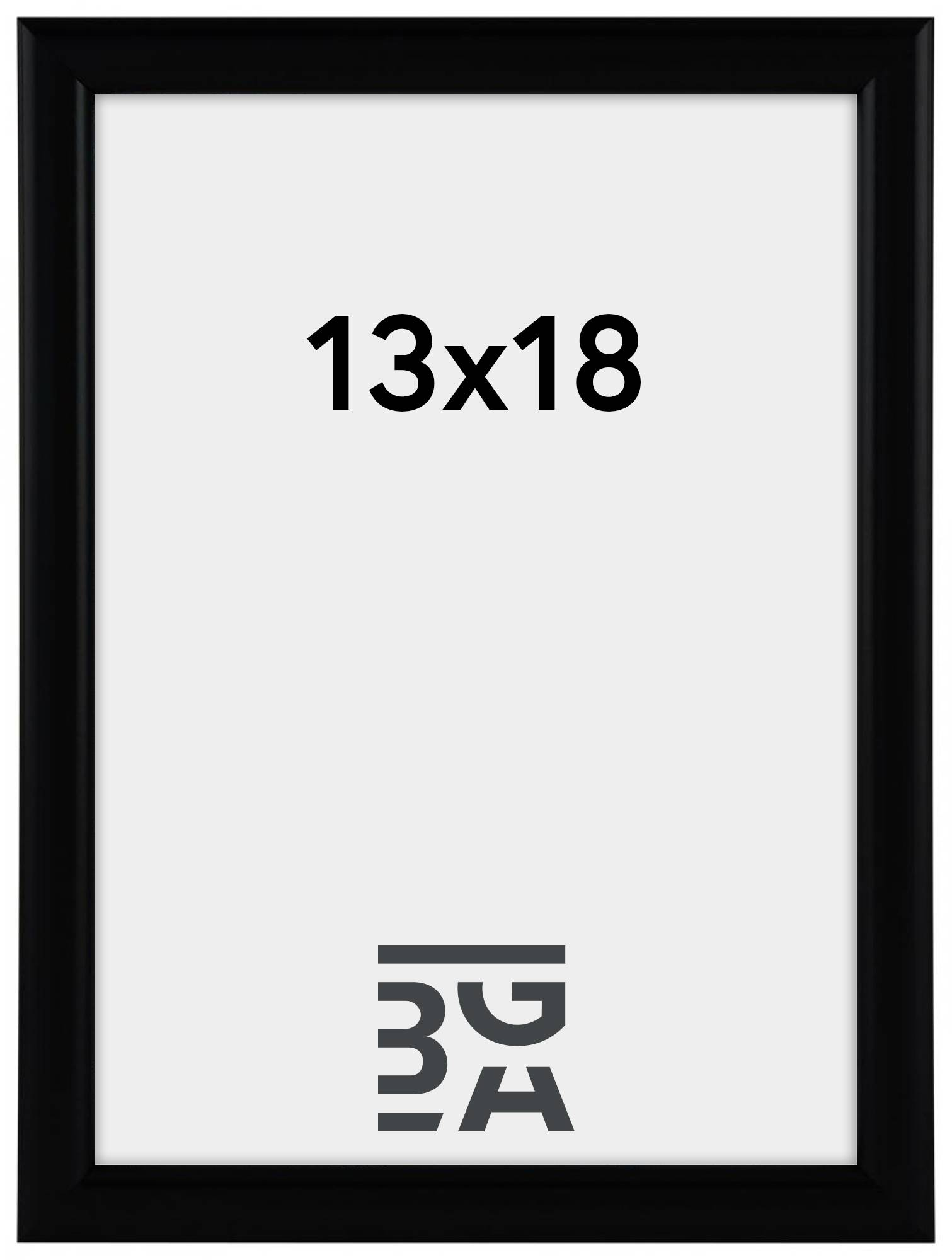 Newline Musta 13x18 cm