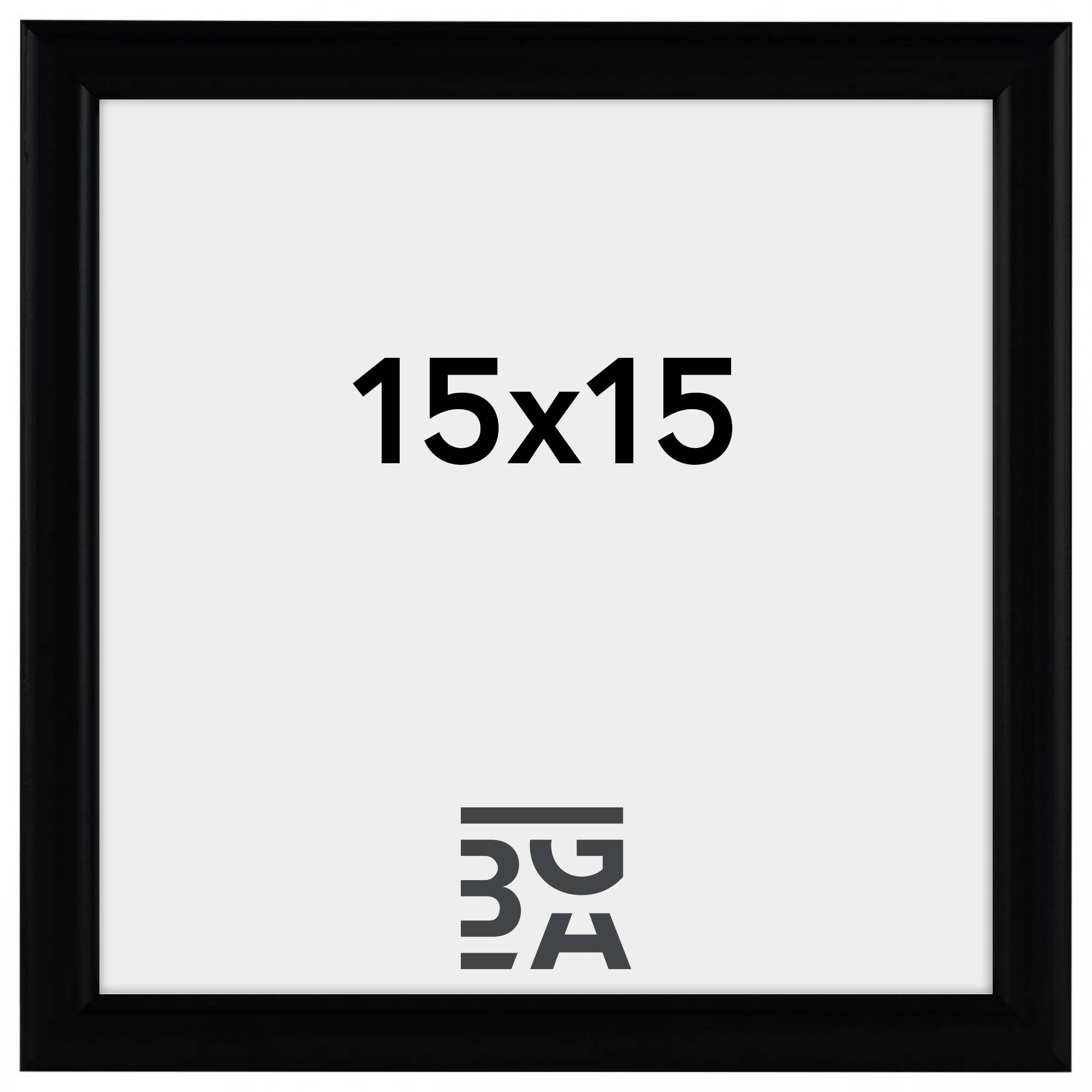 Newline Musta 15x15 cm