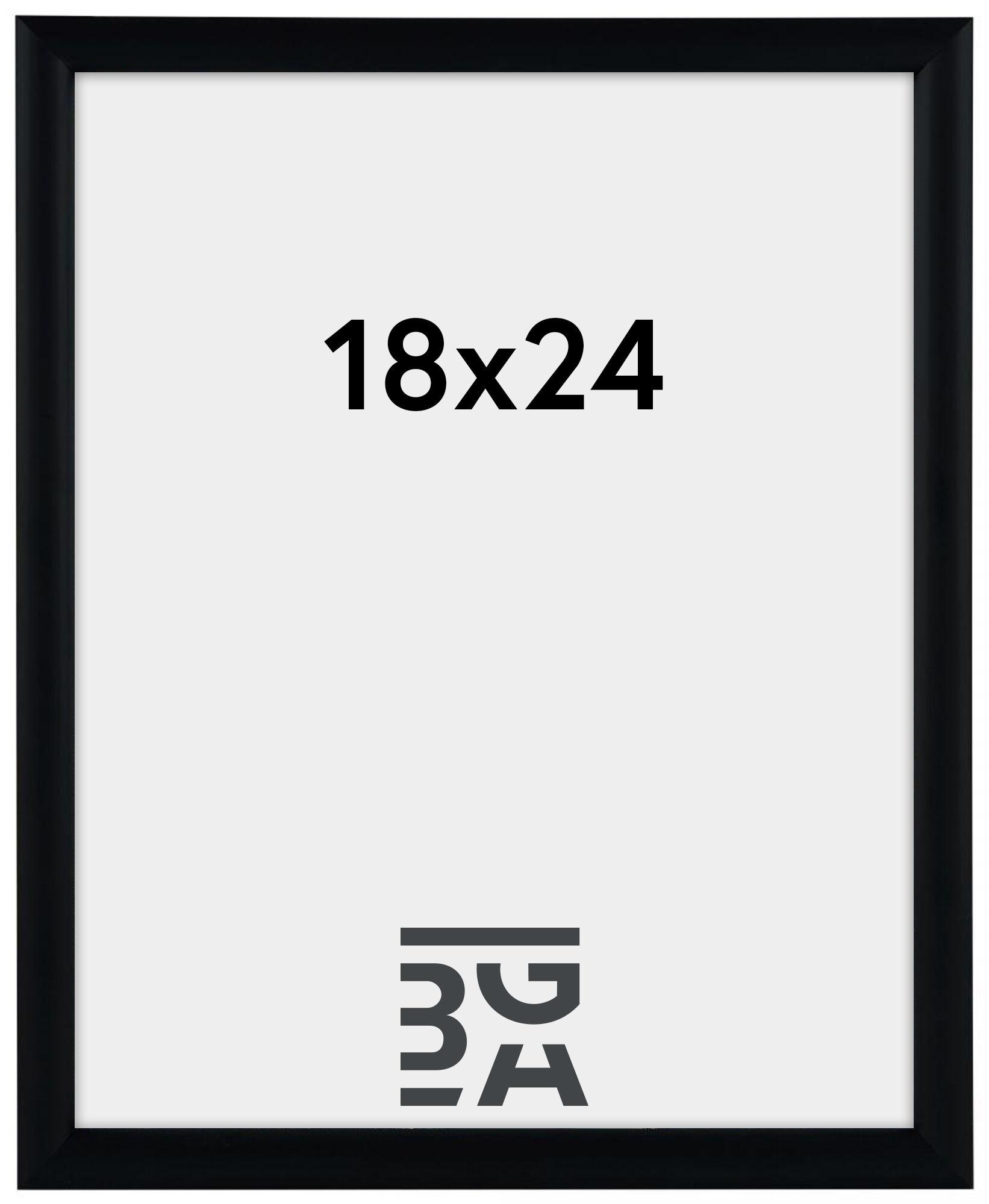 Newline Musta 18x24 cm