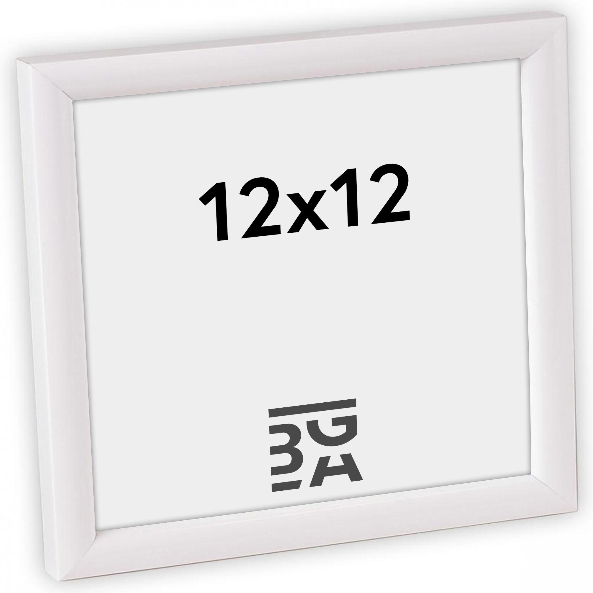 Newline Valkoinen 12x12 cm