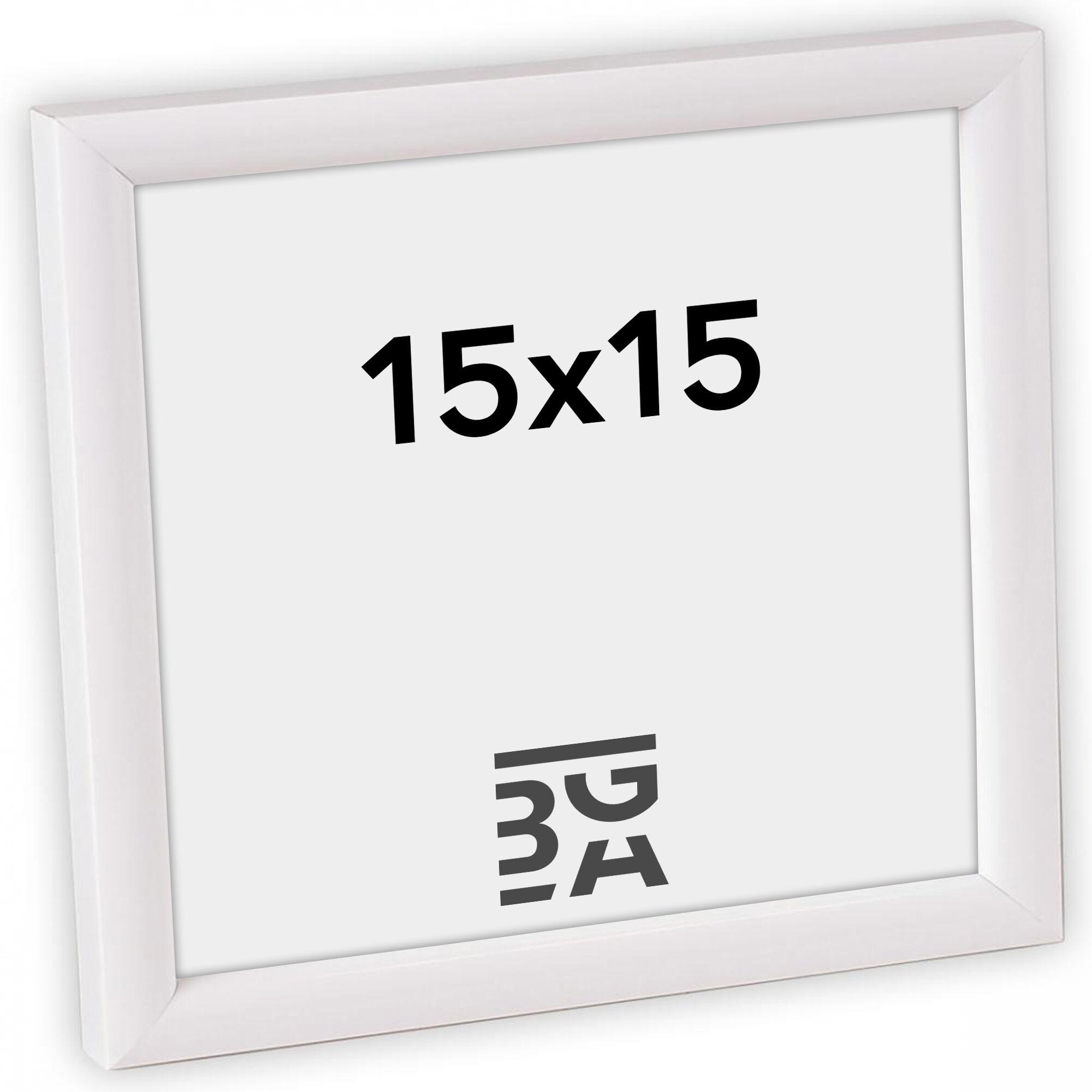 Newline Valkoinen 15x15 cm
