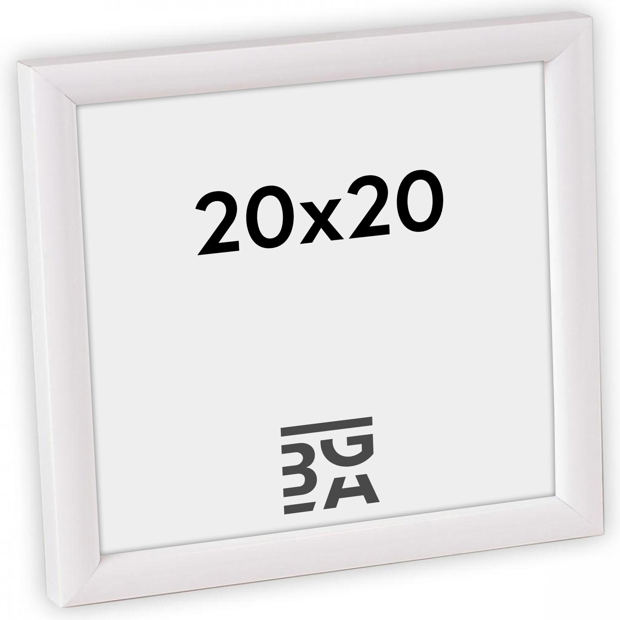 Newline Valkoinen 20x20 cm
