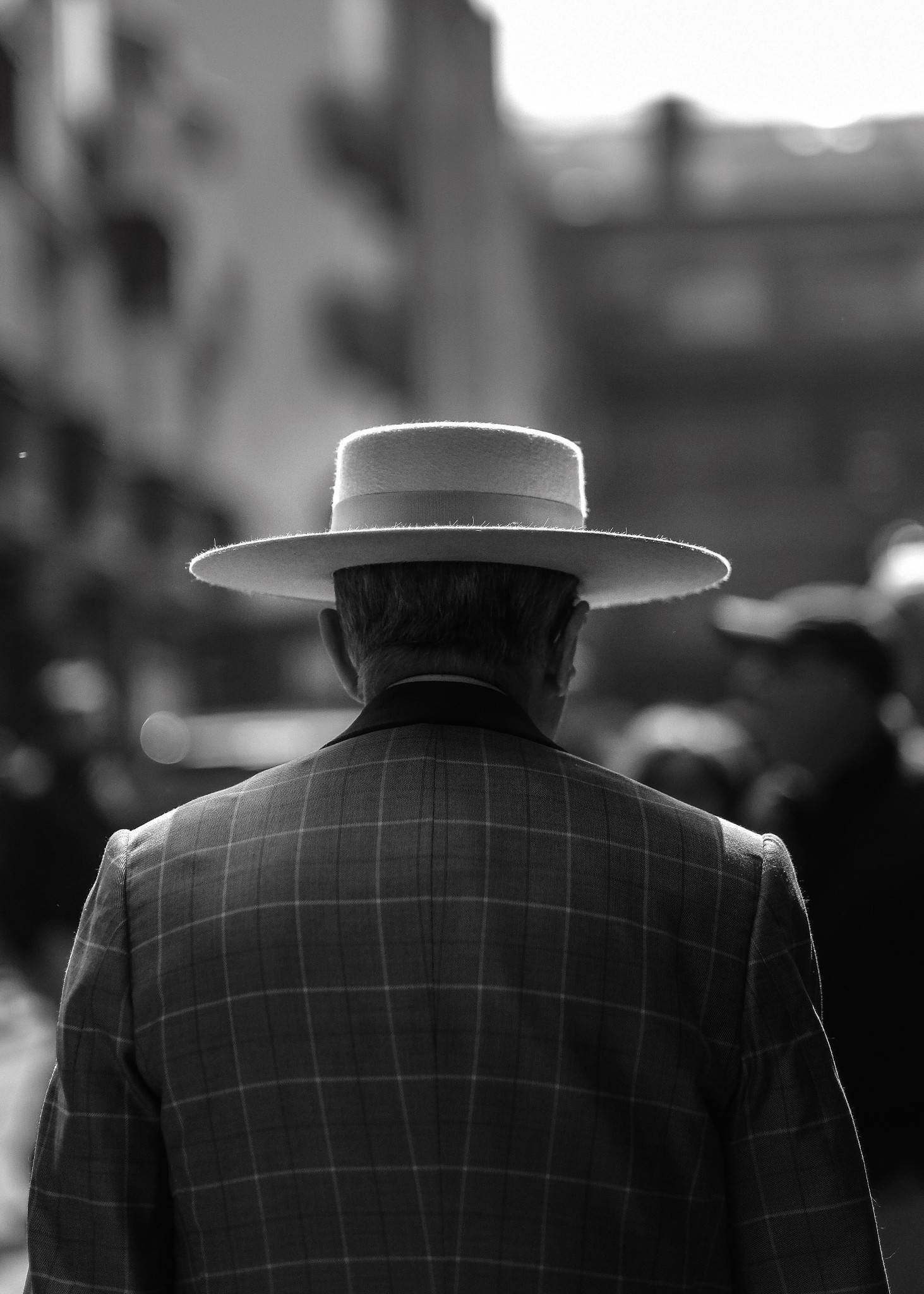 Bildverkstad Man with a hat
