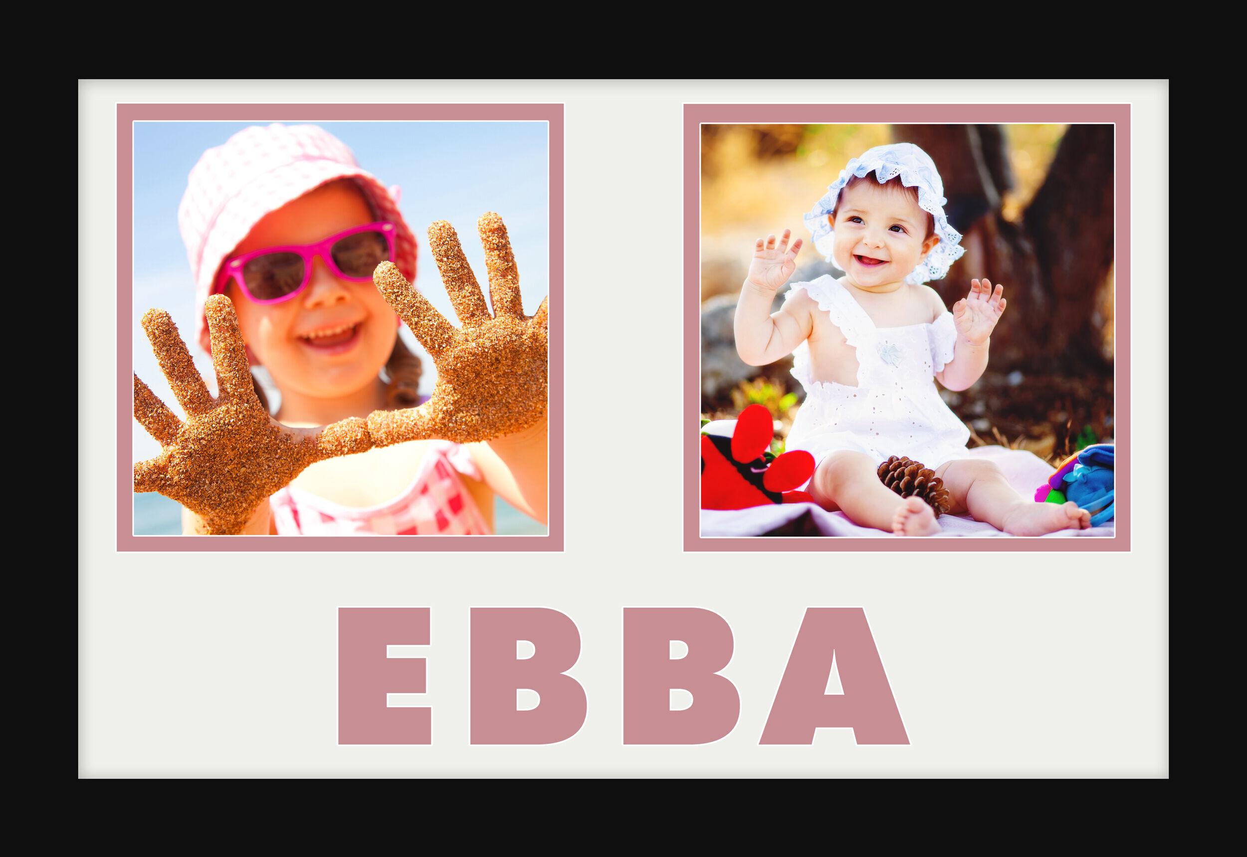 Design by BGA Ebba - 2 Kuvalle