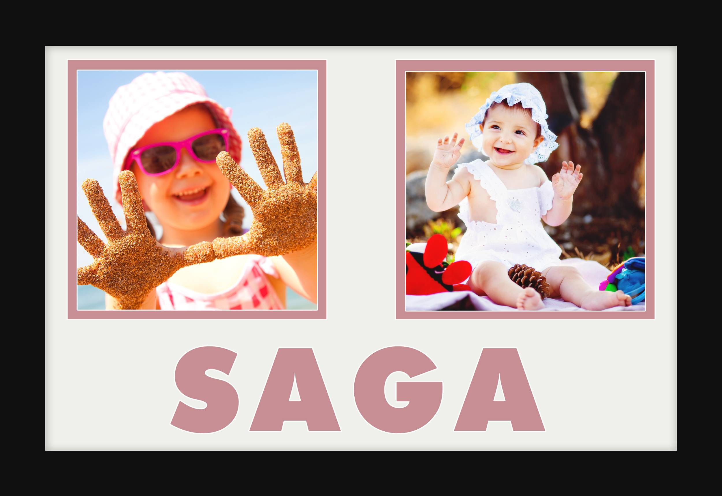 Design by BGA Saga - 2 Kuvalle