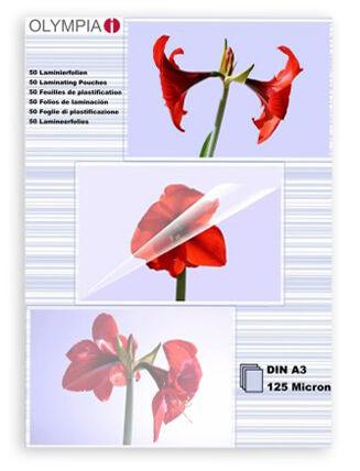 Difox Olympia Laminaatti DIN A3 125 Micron - 50 kpl