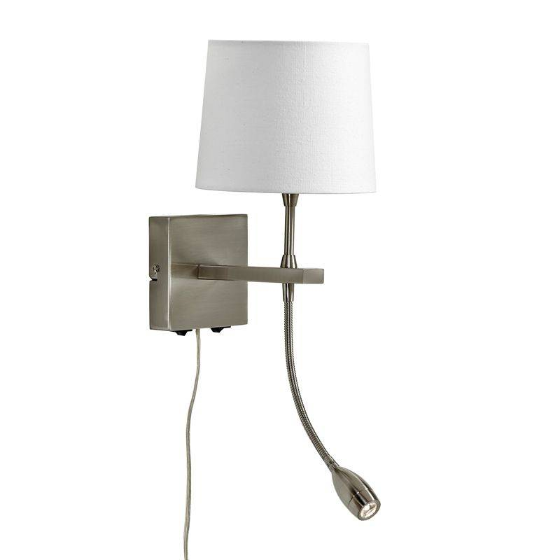 Ah Belysning Mellerud Seinälampetti 1W/LED