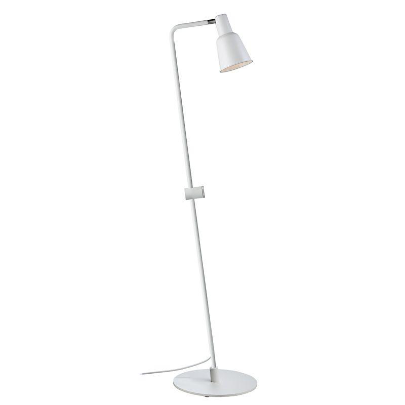 Nordlux Patton Valkoinen LED Lattiavalaisin