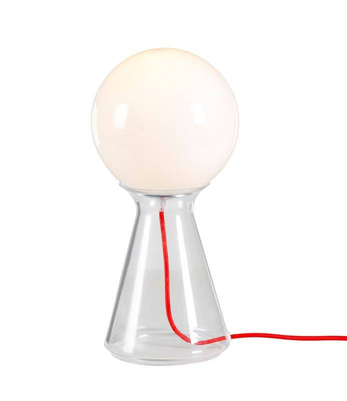 Texa Design Bubble Valkoinen 31cm Pöytävalaisin